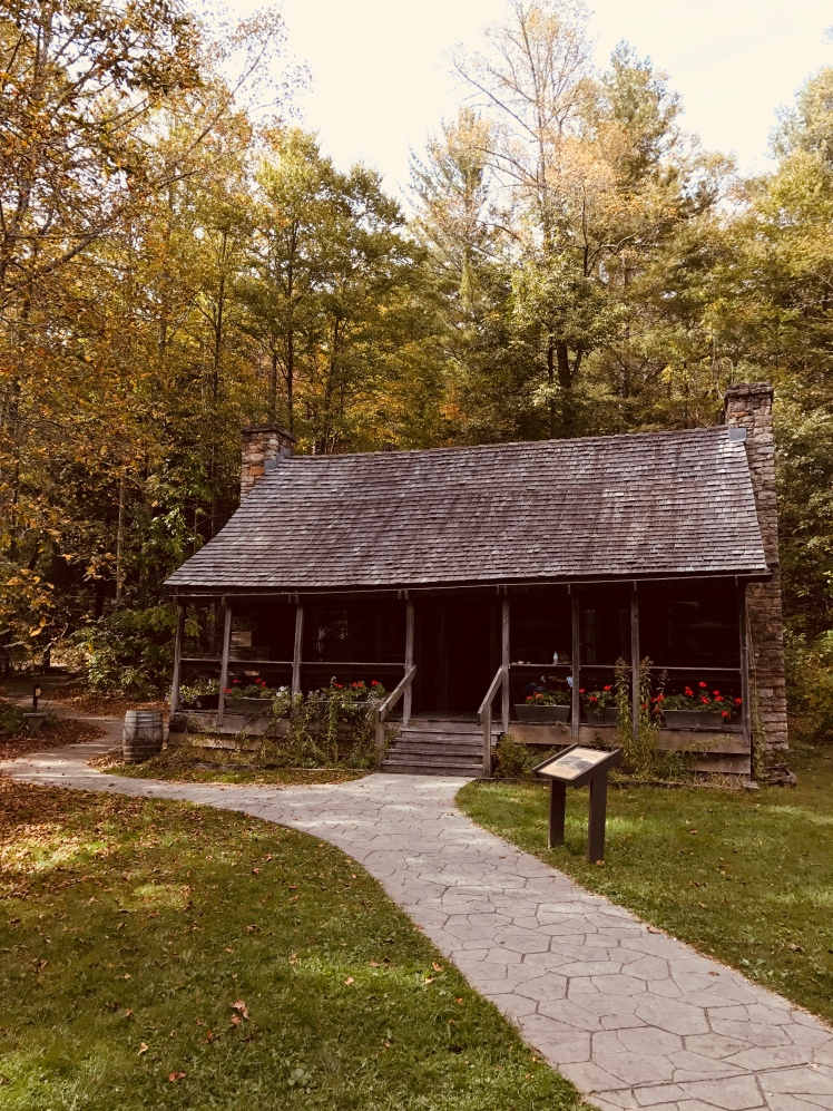 Biltmore Campus Trail - ranger's office