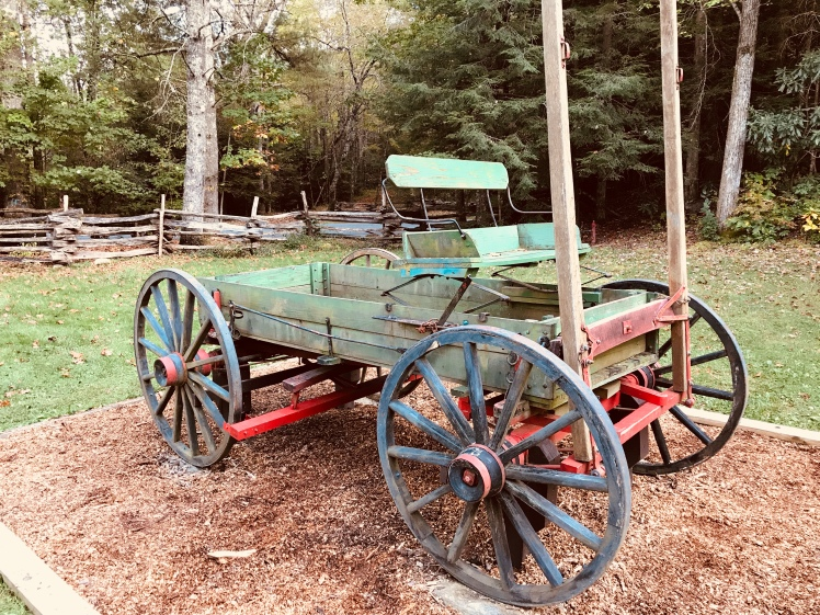 Biltmore Campus Trail - wagon