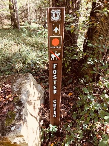 Foster Creek Trail