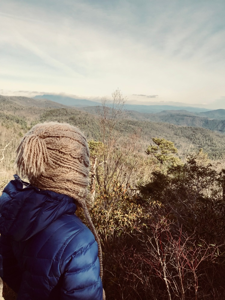 Hawksbill Mountain Trail - Ramona