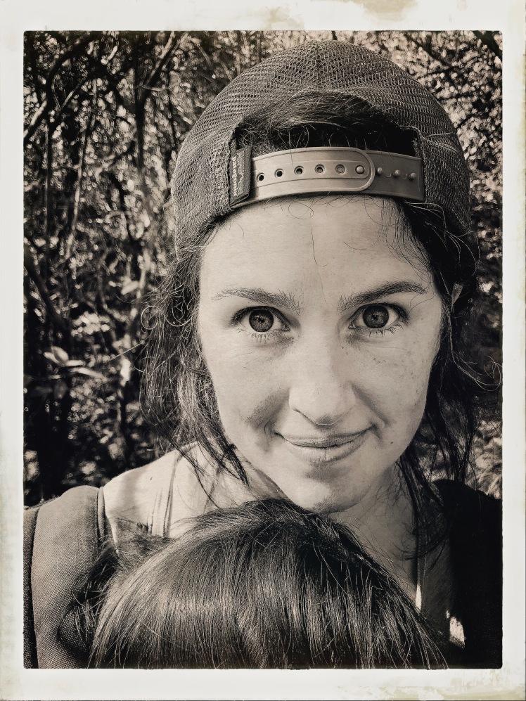 Bynum Bluff Trail - Emily & Alice