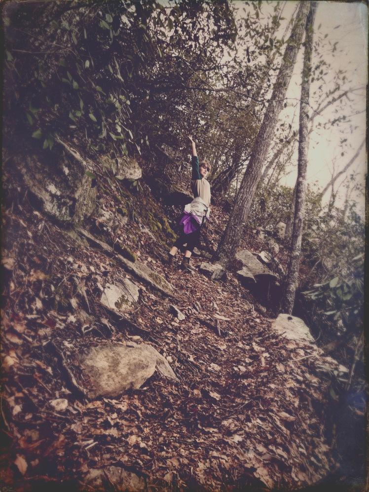 Bynum Bluff Trail - Ramona