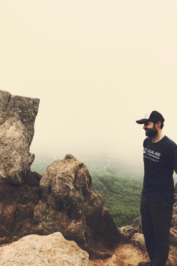 Crowders Mountain State Park - Jonathan