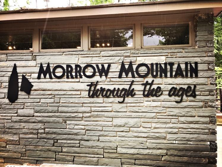 Marrow Mountain State Park - museum