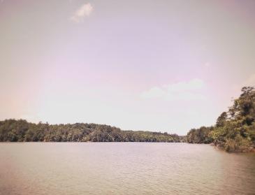 Lake Jame State Park - lake