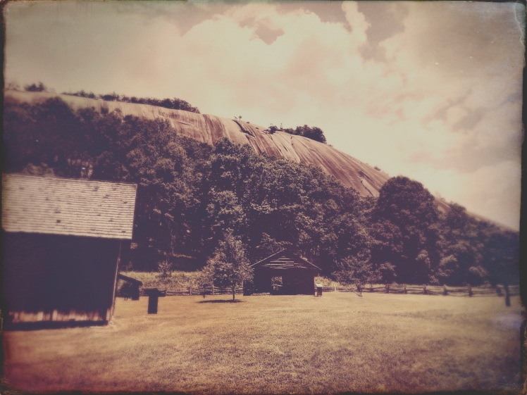 Stone Mountain State Park - homestead