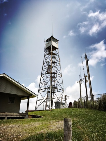 Chamber Mountain - tower