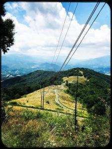 Chamber Mountain - view