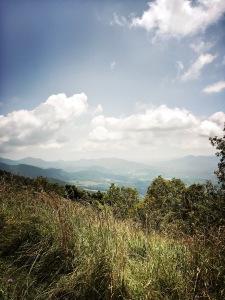 Chamber Mountain - vista