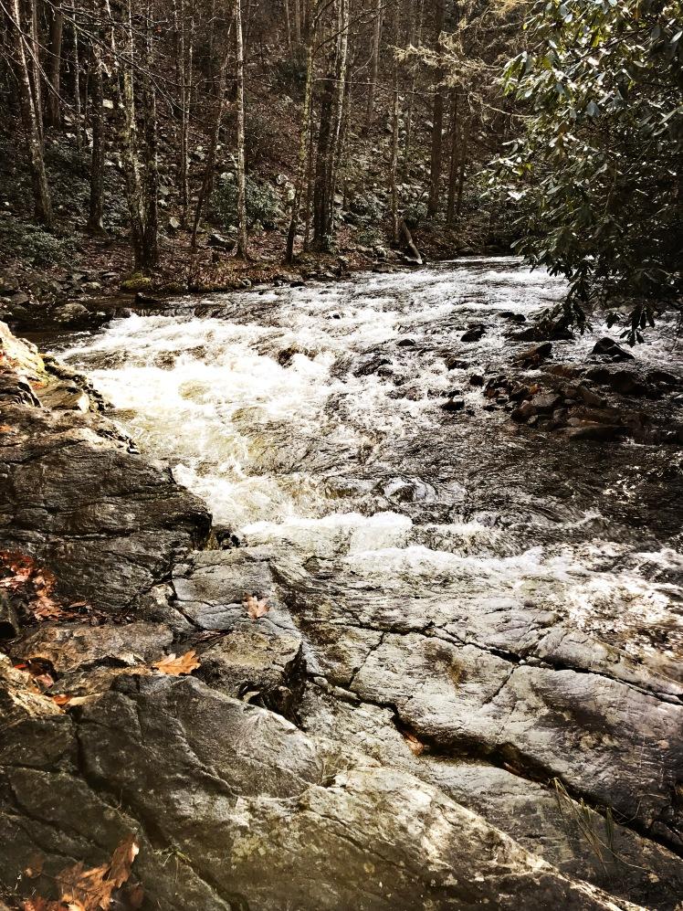 Appalachian Trail - Laurel Fork Gorge