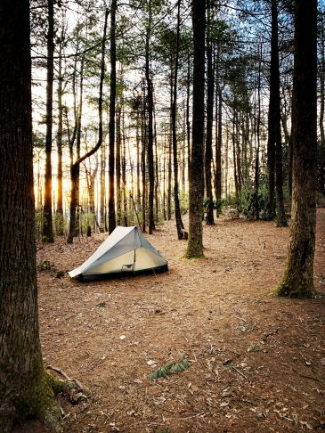 Linville Gorge Wilderness - Gossamer Gear The One