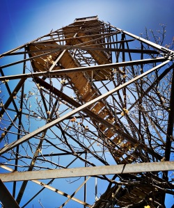 Shuckstack Tower - fire tower