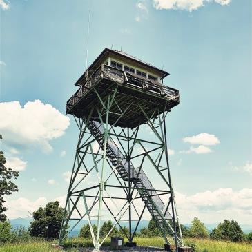 Panther Top - tower