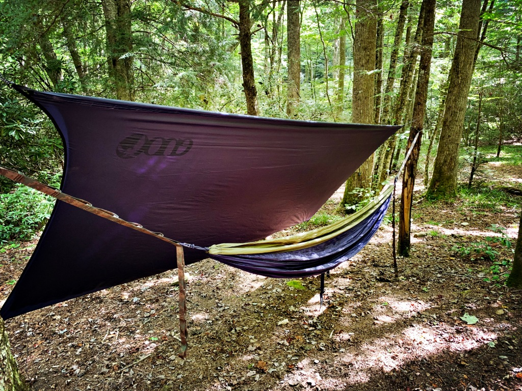 campsite #41 - Eno hammock