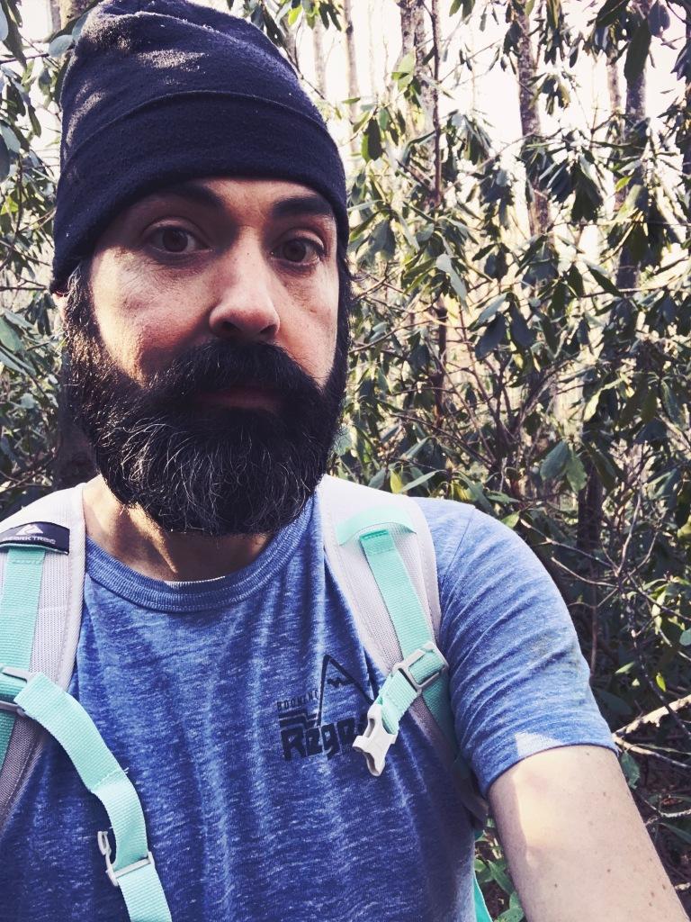 Tanawha Trail - Jonathan