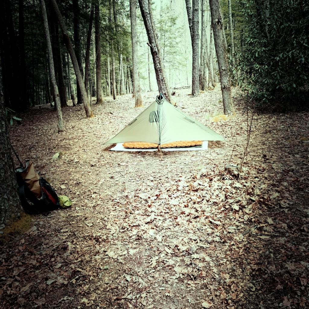 Campsite 39 - Gatewood Cape