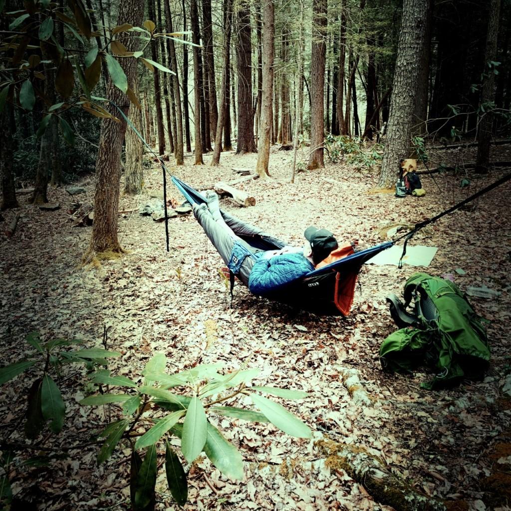 Campsite 39 - hammock