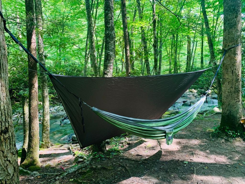 campsite #49 - hammock
